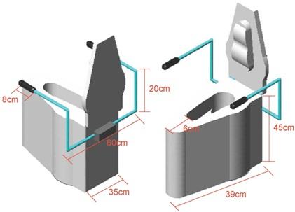 900 Desain Kursi Roda Ergonomis HD Terbaru