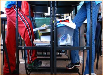 Meja Ergonomis Bisa Membuat Siswa Nyaman Belajar Pada